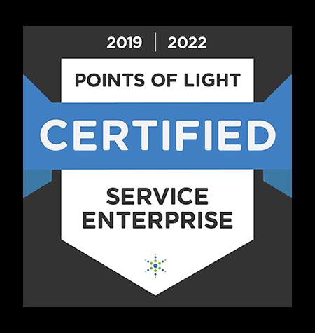 Certified Service Enterprise Seal